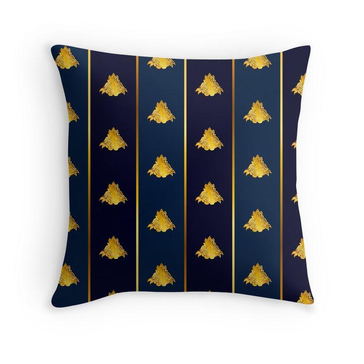Vintage Pattern 15 - pillow