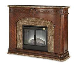 villagio fireplaces michael amini furniture designs aminicom - Michael Amini Furniture