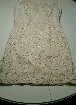 Kaufe meinen Artikel bei #Kleiderkreisel http://www.kleiderkreisel.de/damenmode/kleider-abendkleider/137957839-schickes-kleid-mit-offenem-rucken-in-grosse-m-von-zara