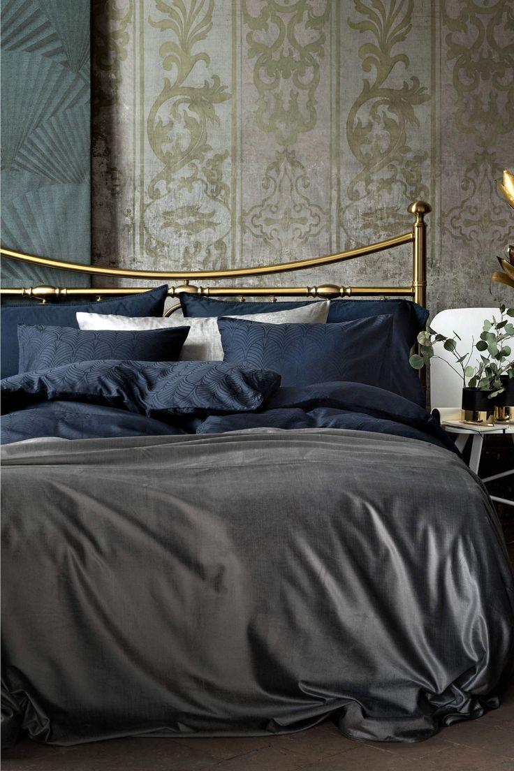 H&M Атласное постельное белье 405249