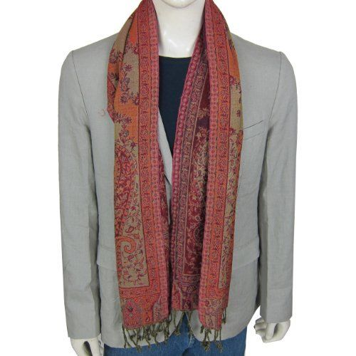 Indian Clothes Neck Scarves for Men Wool Fabric ShalinIndia,http://www.amazon.com/dp/B005ZD27I0/ref=cm_sw_r_pi_dp_4UaZqb1QY8K0AFW5