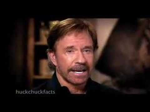 Mike Huckabee + Chuck Norris = one of the best political ads of all time (even if I disagree with most of Huckabee's positions)
