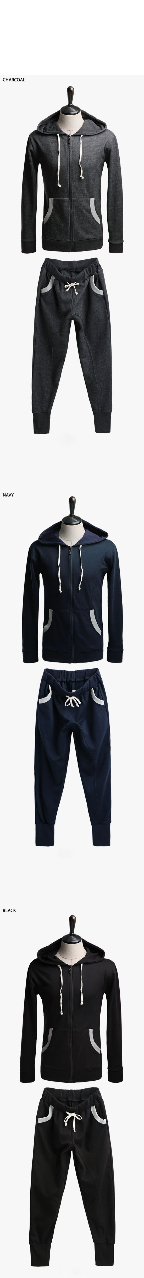 Gymwear Set :: 3/4 Baggy Workout Wear Set-Gymwear 01 - Mens Fashion Clothing For An Attractive Guy Look