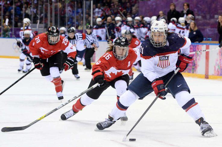 Do You Believe U.S. Women Deserve A Pro Hockey League?