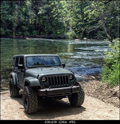 2014 Anvil Grey Sahara Build Jeep Wrangler Forum With Images