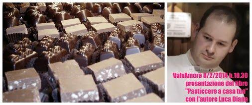 """San Valentino a Valvasone ValvAmore - Google+ - PRESENTAZIONE LIBRO """"PASTICCERE A CASA TUA"""" Tutto pronto a… #ValvAmore #cake #SanValentino #valentine #love"""