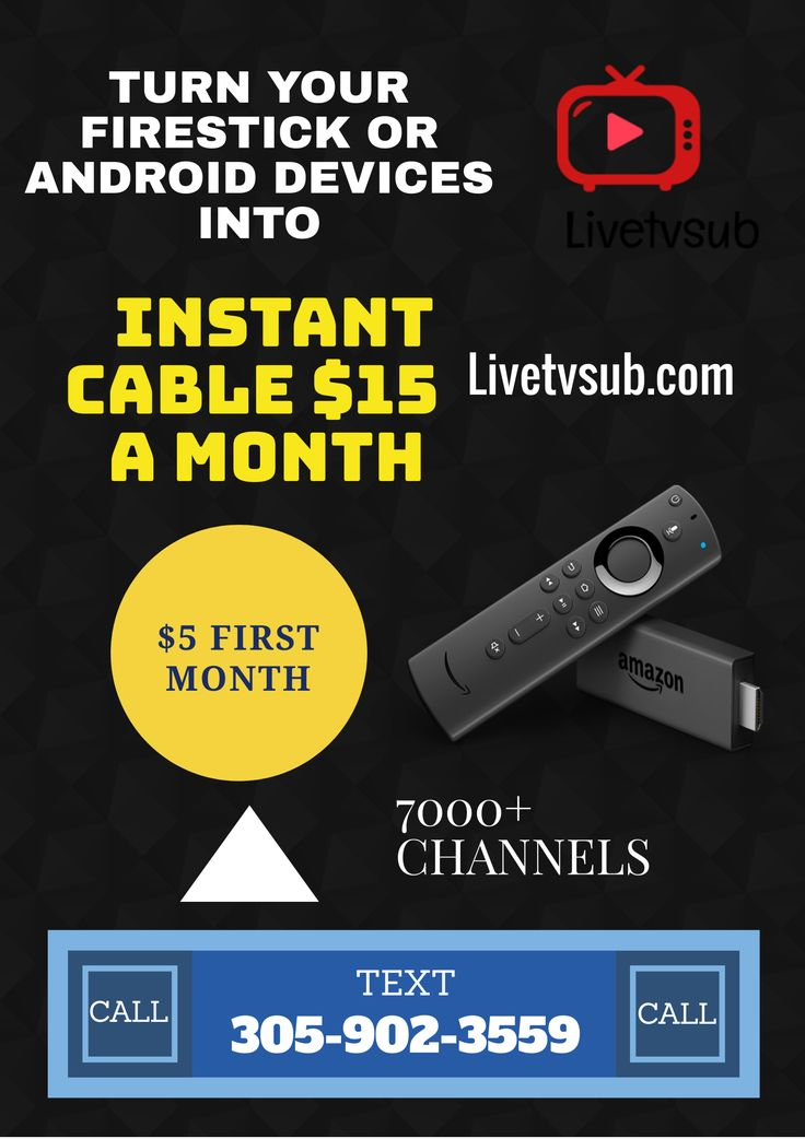 HOW TO WATCH LIVE TV ON FIRESTICK Over 8000 channels