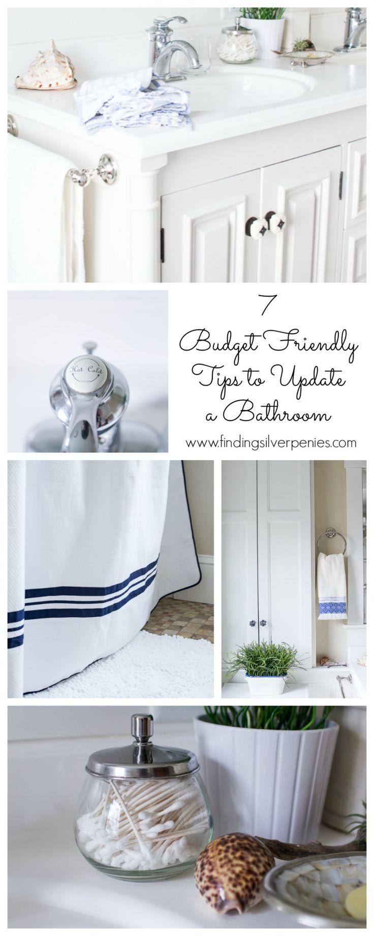 Best Bathrooms Images On Pinterest Bathroom Ideas Bathroom - Budget friendly bathroom remodel for bathroom decor ideas