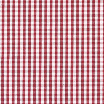 Captain Red 100% cotton 139cm  1cm Curtaining