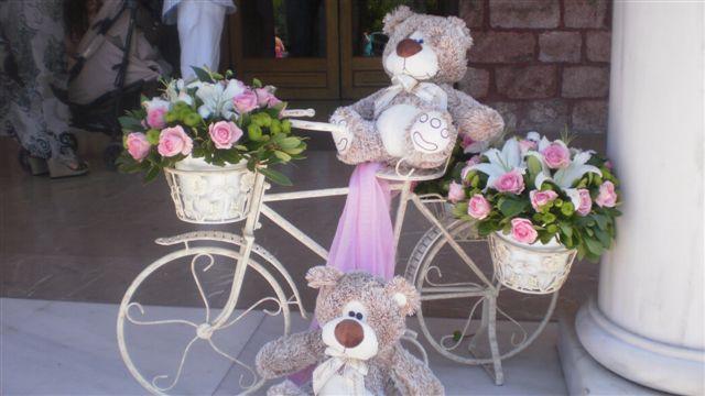 lovely #decoration#idea for girl baptism