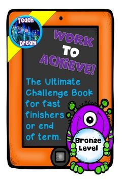 Fast Finishers or End of Term: Ultimate Challenge Book - B                                                                                                                                                                                 More