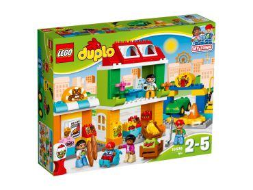 LEGO DUPLO 10836 náměstí | Multitoys.cz