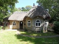 Sweetwater Lodge self catering cottage Calbourne, Isle of Wight