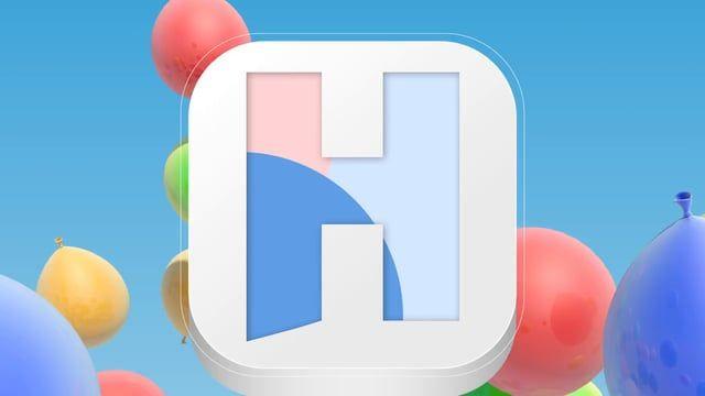 Hyundai Home Shopping title H  WORK : ALL (2D, 3D) TOOL : AE, C4D