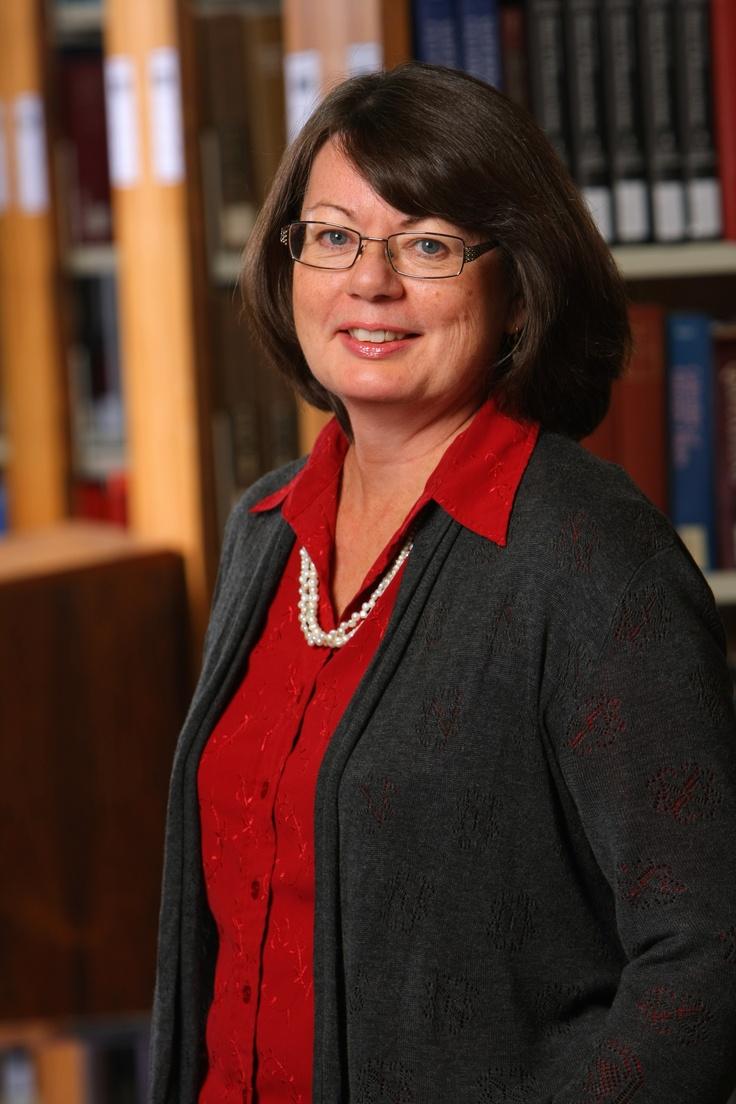 Ann Barrett, Head of Public Services, Kellogg Health Sciences Library.