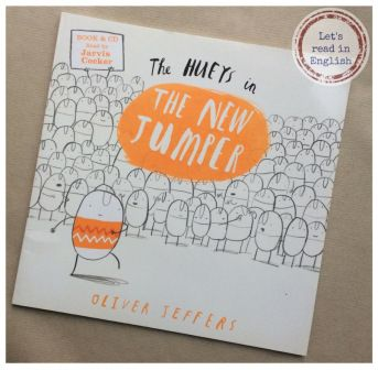 THE HUEYS IN THE NEW JUMPER by Oliver Jeffers
