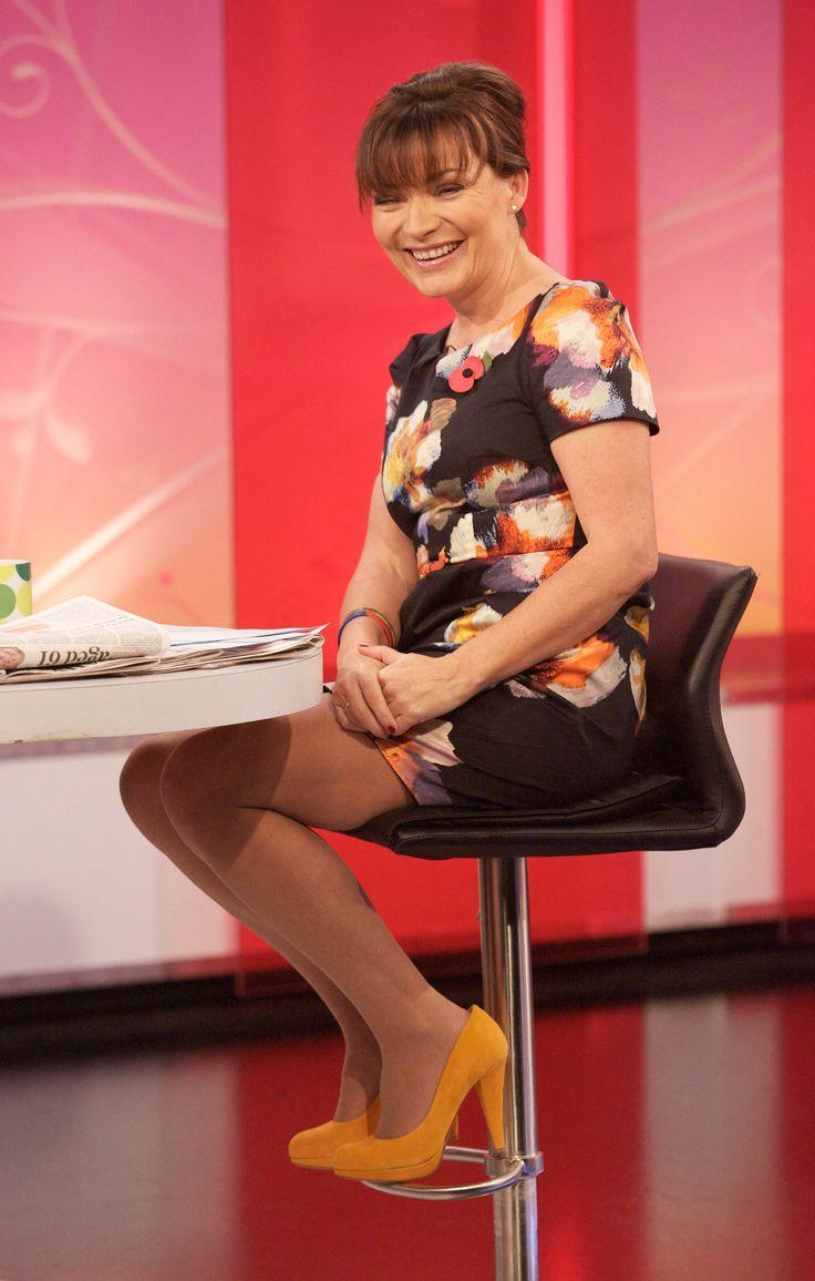 Lorraine Kelly – 'Lorraine' 07.11.11