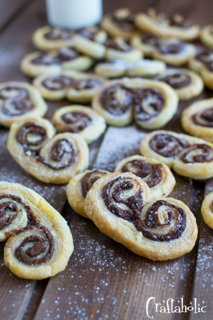 Nutella palmiers (5)