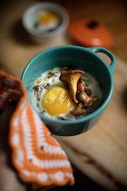 Recept: Ägg och spenat i cocotte - DN.SE