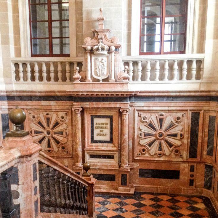 #sevilla #seville #andalusia #andalucia #archivodeindias