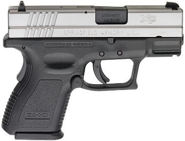 "Cabela's: Springfield Armory® XD 3"" Sub-Compact Pistols"