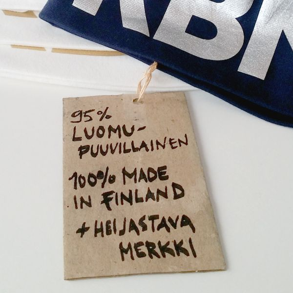 ME WE ROBIN-fanipipot ommellaan #NANSO'N tehtaalla Nokialla. Laadukas Me We Pipo painetaan Helsingissä käsityönä. TOIMITAMME LAHJAN upeassa paketissa – halutessasi suoraan lahjansaajan kotiosoitteeseen! www.mewe.fi