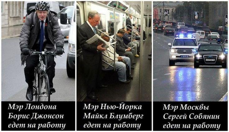WHITE Technologies 2033: Мэр Москвы Собянин и его коллеги
