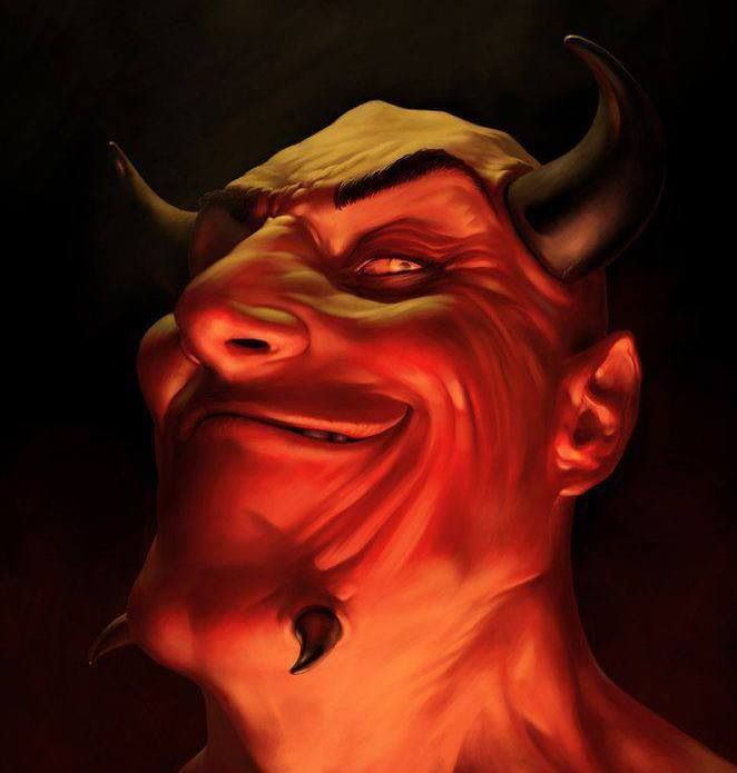 Terror Artists Devil | Devils and Skulls | Pinterest ...
