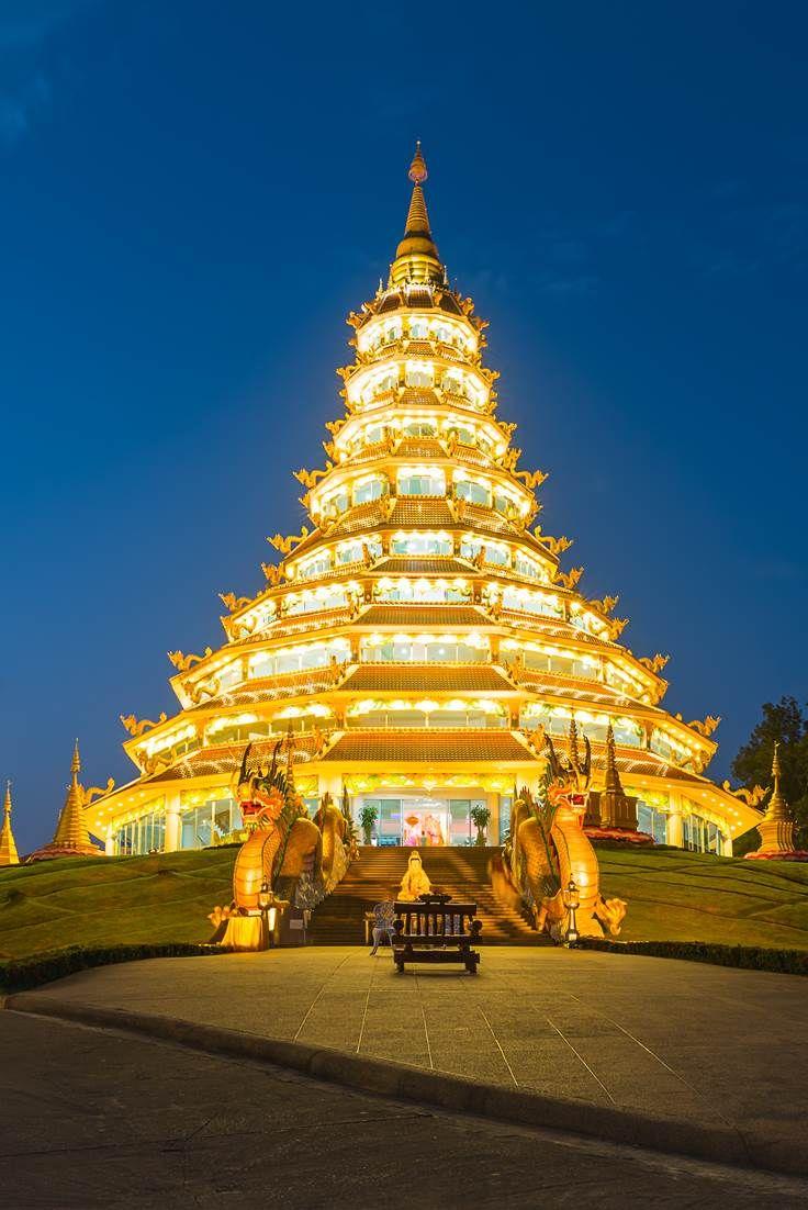 Way Hyuaplakang in Chiang Rai Province