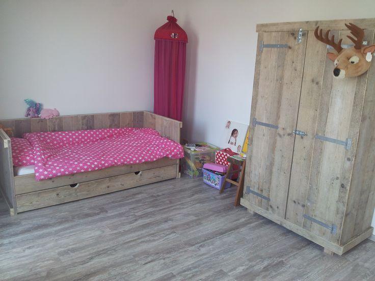 steigerhouten meisjeskamer