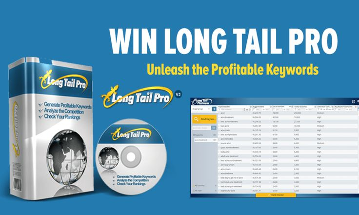 The Beginner's Guide To Use Long Tail Pro For Finding Profitable Keywords