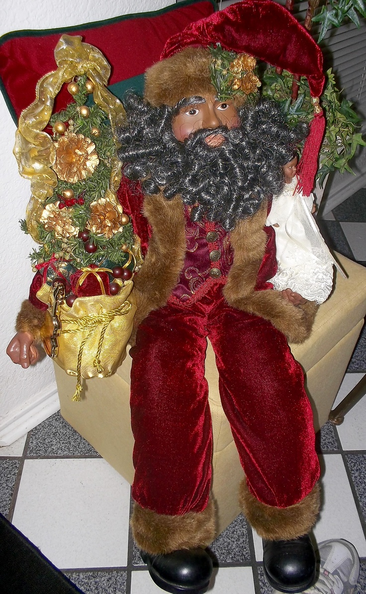 17 best images about african american christmas on for American christmas decorations