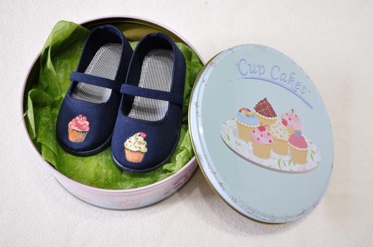 Canastilla Cupcakes