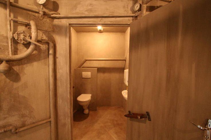 le WC de l'Altercafé (de Tabary Le Lay )