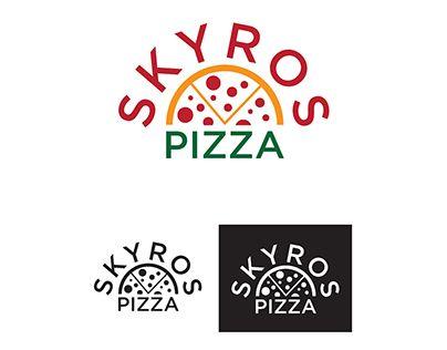 "Check out new work on my @Behance portfolio: ""Skyros Pizza - Logo & Menu Design"" http://on.be.net/1NMo5C3"