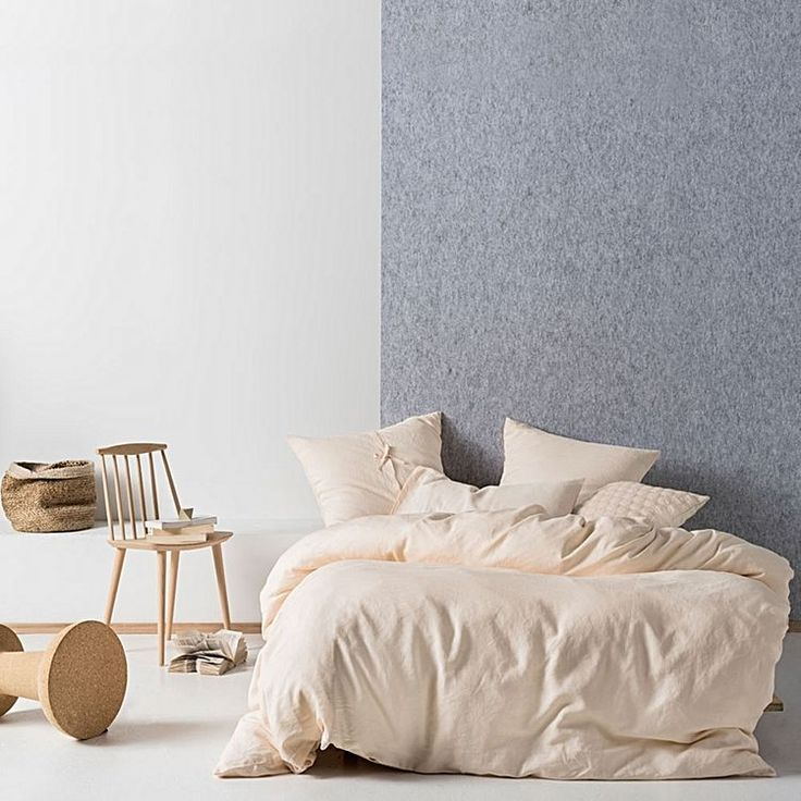Highlight subtle texture and colour in your bedroom with the quilted Nimes European Pillow Case from Linen House.