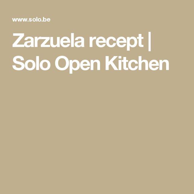 Zarzuela recept   Solo Open Kitchen