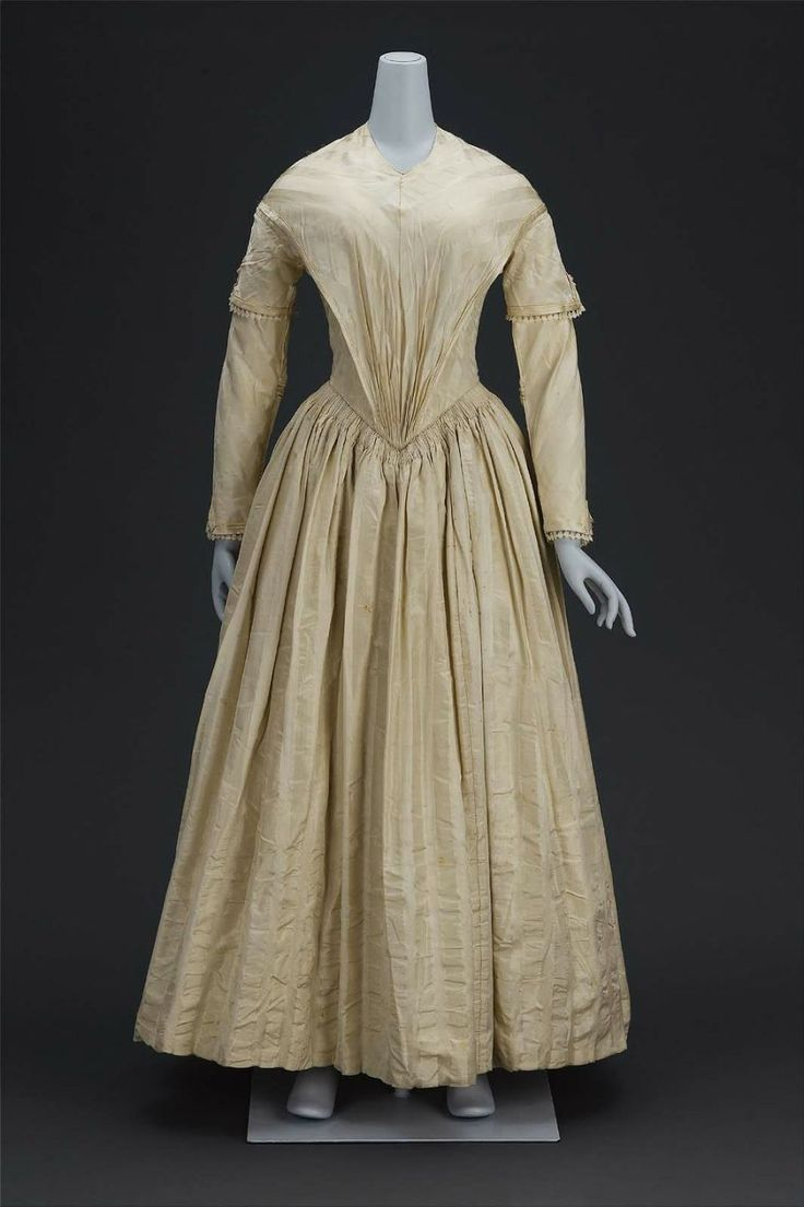 1000 Images About 1830 S Wedding Dresses On Pinterest