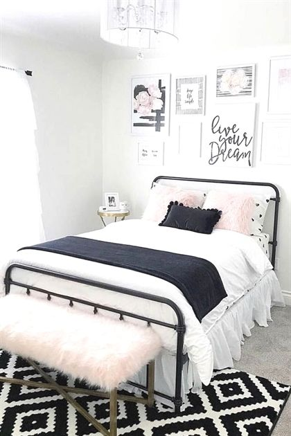 Cute Vintage Teen Bedroom Idea Vintage Cozy Bedroomideas