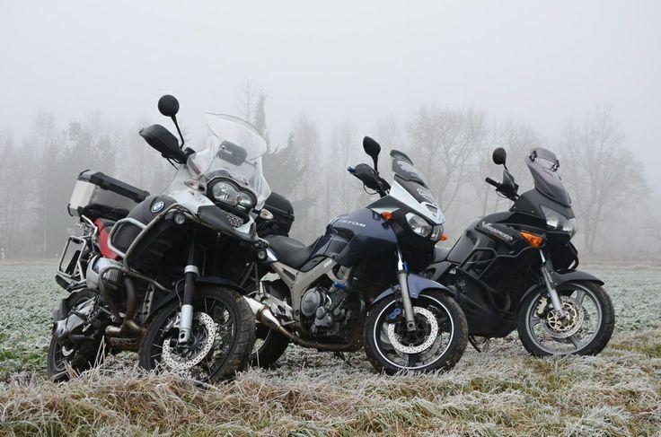 Silvestrovská vyjížďka 31.1.2013 - Padrťské rybníky