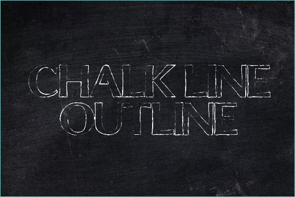 11 Free Chalk Font For Designers
