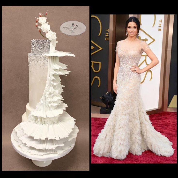 Craziest Wedding Dresses Ever Worn: Nuria Moragrega- SOOO Crazy..have You Looked At The Detail