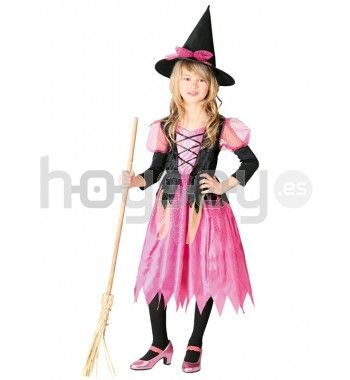 original disfraz de bruja rosita para disfrutar de tu fiesta de halloween