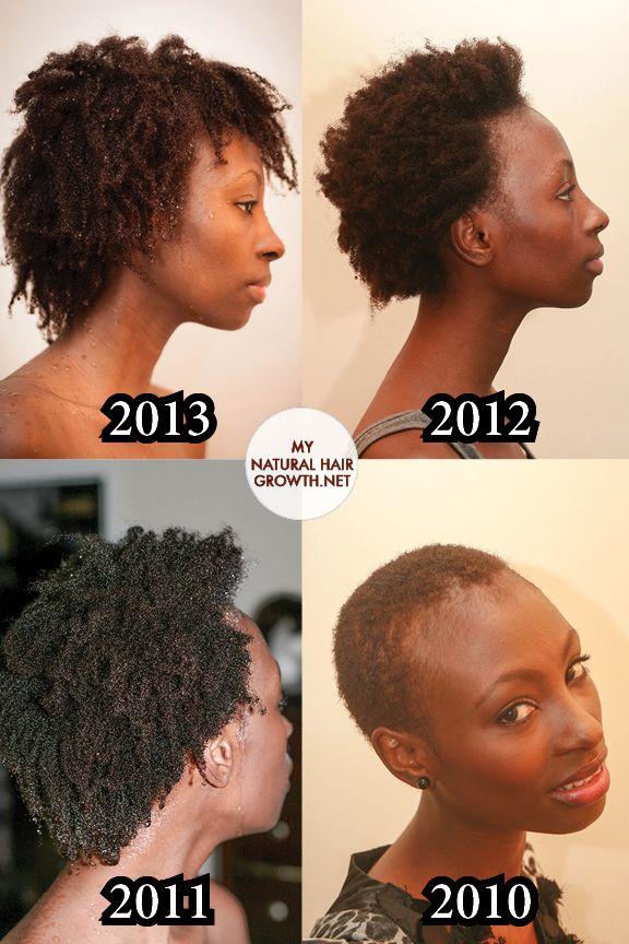 Length14 Healthy Hair Growth Journey Natural Hair