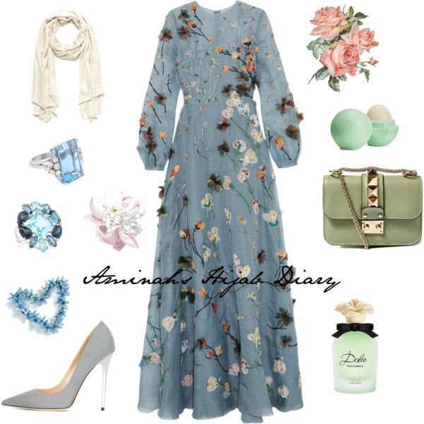 Hijab Fashion 2016/2017: Aminahs Hijab Diary #hijab #hijabfashion #modest #fashion #style #look #outfit #ootd