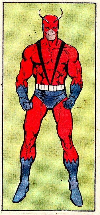 Giant Man (Dr. Henry 'Hank' Pym) By Vince Argondezzi