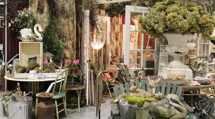 Vintage Garden Decor Pinterest