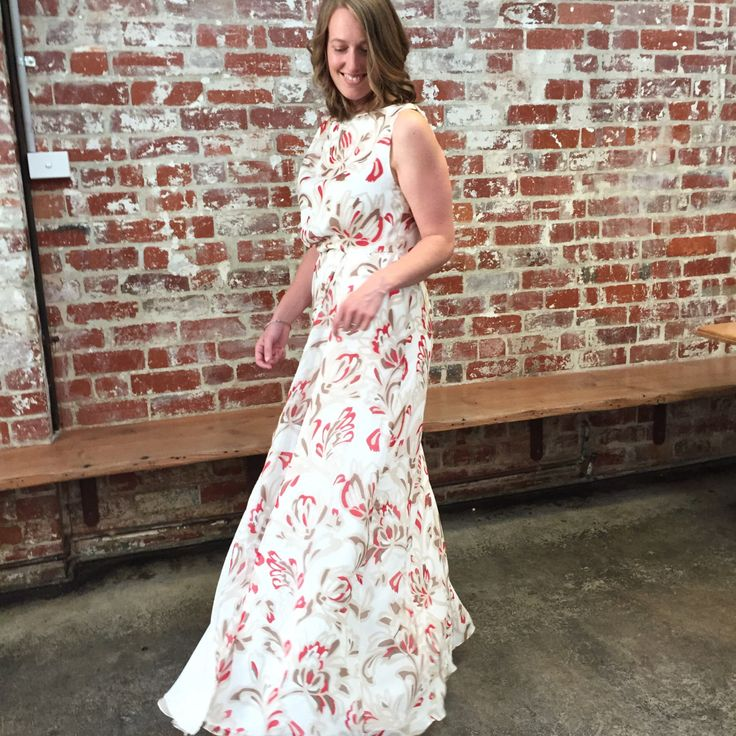 The wedding of JB and Em – and the silk dress   SewSquirrel