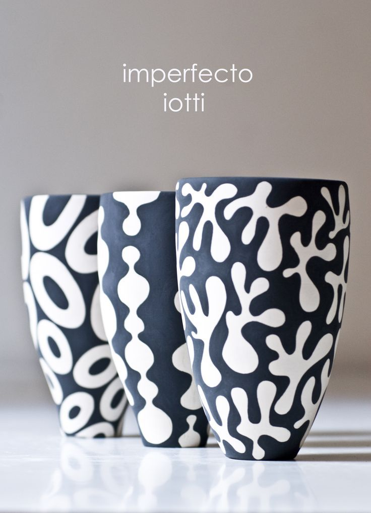 Imperfecto Iotti Vases