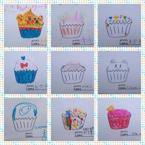 bellas cupcakes@KODOMO PARK
